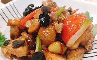 【名鸡谱】研发新菜品-黑松露焖鸡